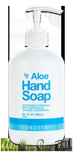 ALOE HAND SOAP | Eczéma, Psoriasis, Mycoses