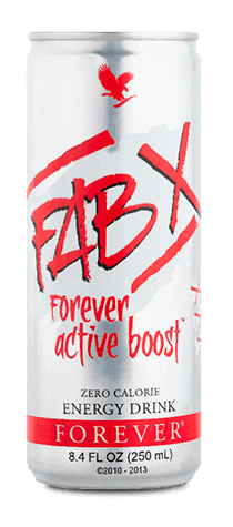 FAB X FOREVER ACTIVE BOOST X - PACK x12