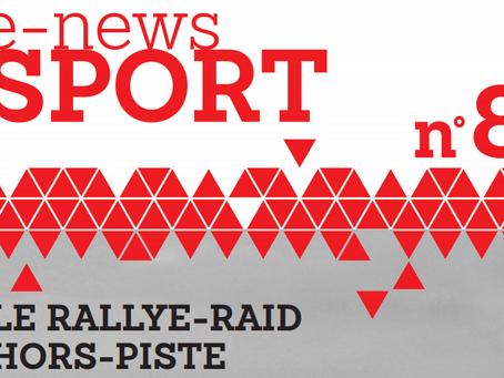#8 News Sport Forever: Le Rallye-Raid hors piste !