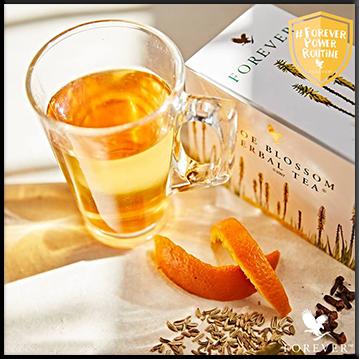 Aloe Blossom Herbal Tea | Infusion Aloès | Insomnie et troubles du sommeil