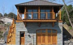 Cayuga Lake Boathouse