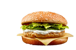 Classic Chicken Burger