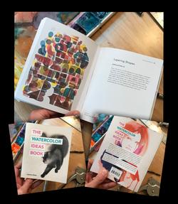 Watercolor Ideas Book
