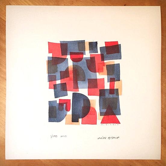 Sublimation - Archival Reproduction (Print)