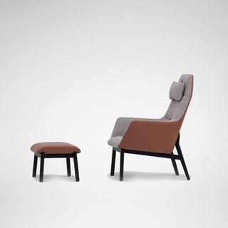 Qing Chair (High Back)