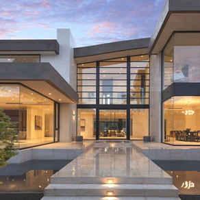 A New Villa Project in Los Angeles
