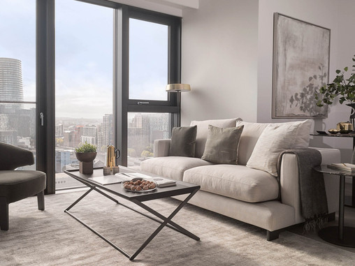 10 George Street Apartment Project in Canary Wharf