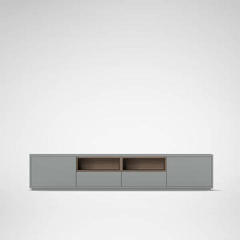 Pixel Media Cabinet