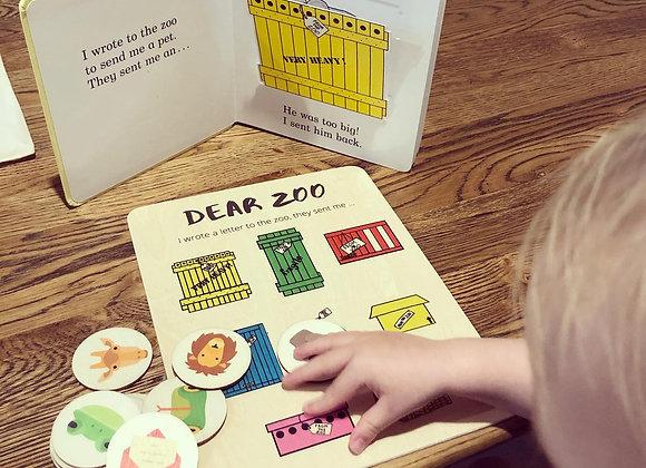 Dear Zoo Story Teller Set