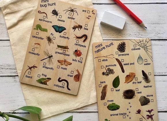 Mini Nature & Bug Hunt