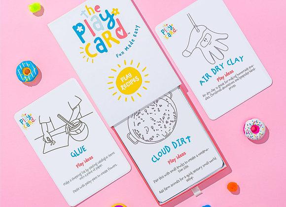 The Play Card Co Play Ideas