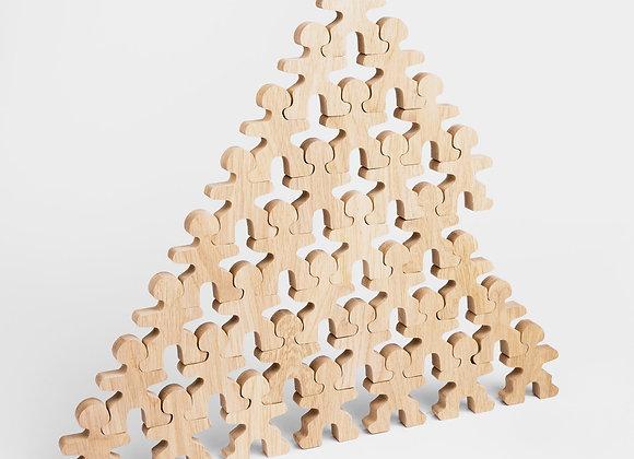 Flockmen Full Flock 32 pieces