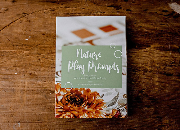 Nature Play Prompts