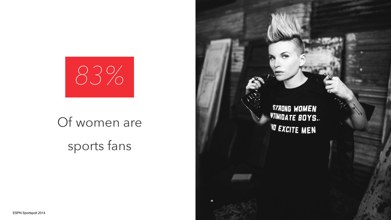 Female Sports Fan | Page 2