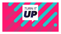Turn It Up | Cover