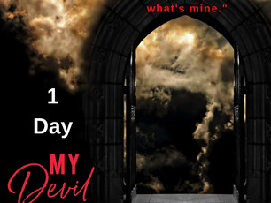 1 day left until you meet the NEW DEVIL!