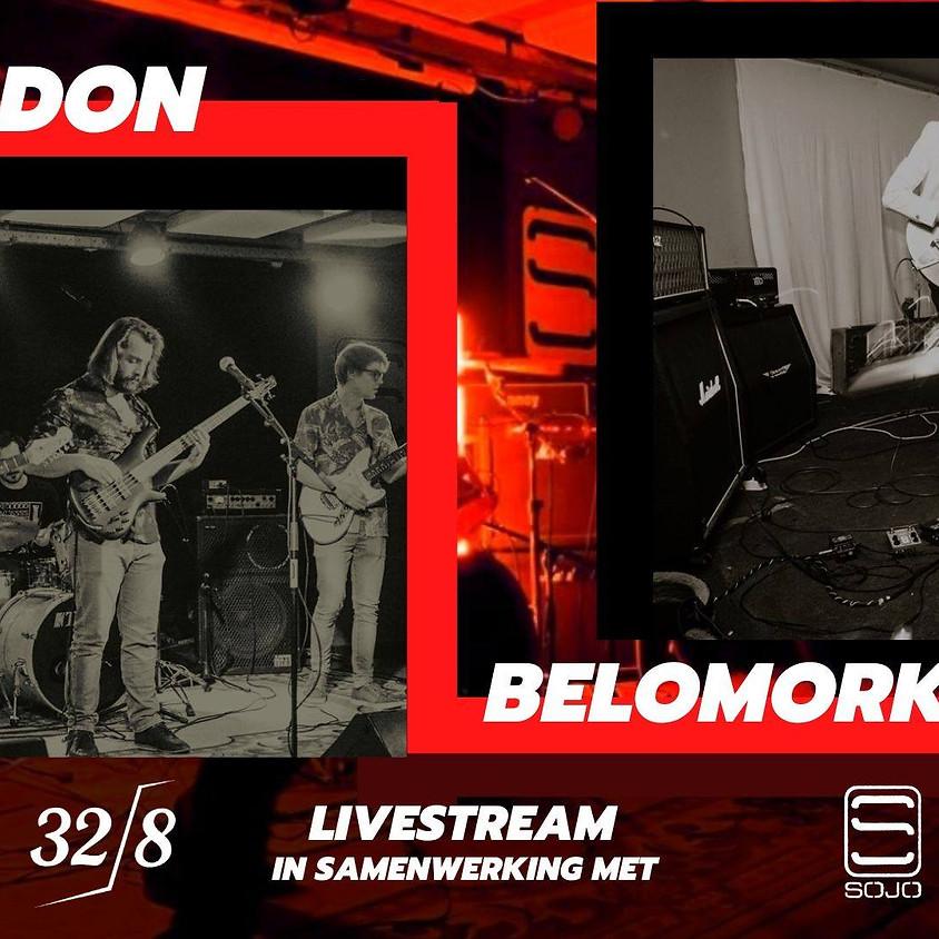 Sojo Sounds - Cuberdon & Belomorkanal - Livestream