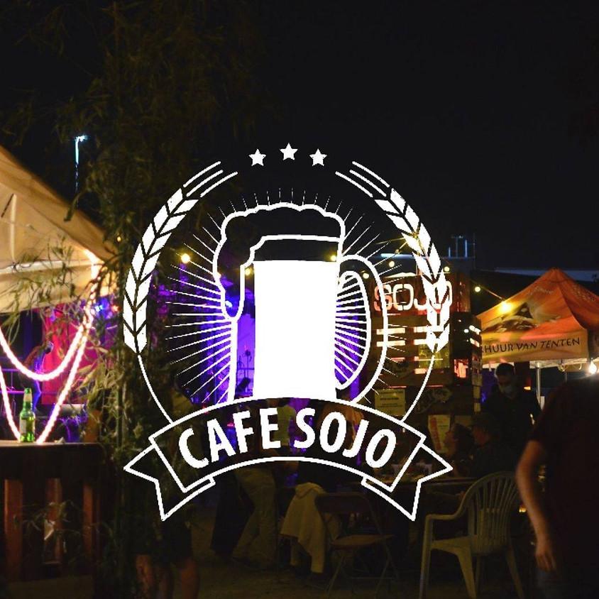 Cafe Sojo + Halloween