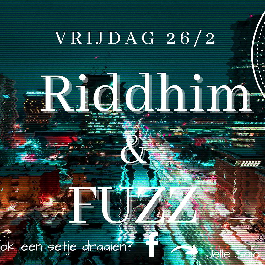 Rhiddim & Fuzz LIVESTREAM