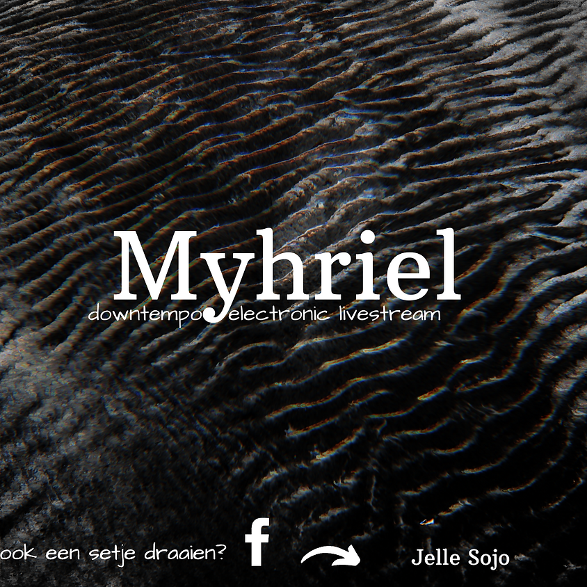 Sojo Draait Door: Myhriel - Livestream