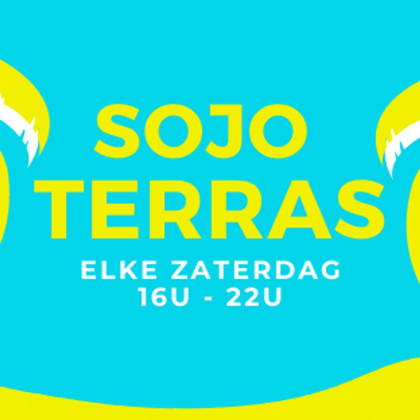 SOJO TERRAS - Elke zaterdag