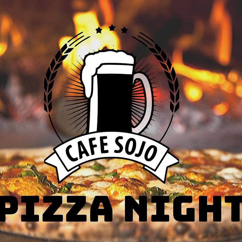 Café Sojo+ Pizza night