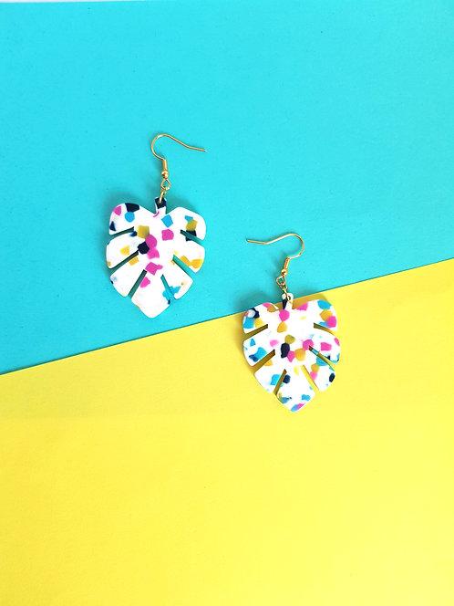 Monti Earrings - Confetti