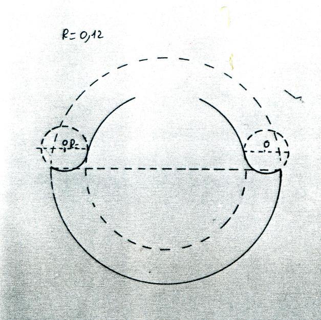 Dessin technique n°1 pour exécution