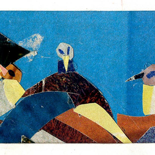 Recherche collage oiseaux