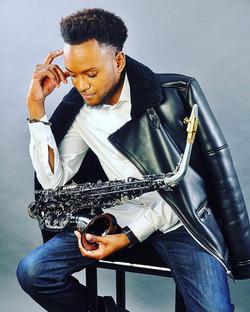 Saxophonist Jonathan McCreary