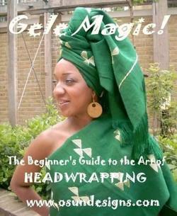 Gele Magic the instructional head...