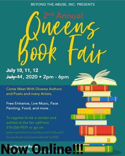 2nd Annual Queens Book Fair