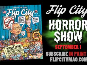 FLIP CITY'S HORROR SHOW 2021 VIDEO!