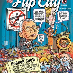 FLIP CITY'S HORROR SHOW