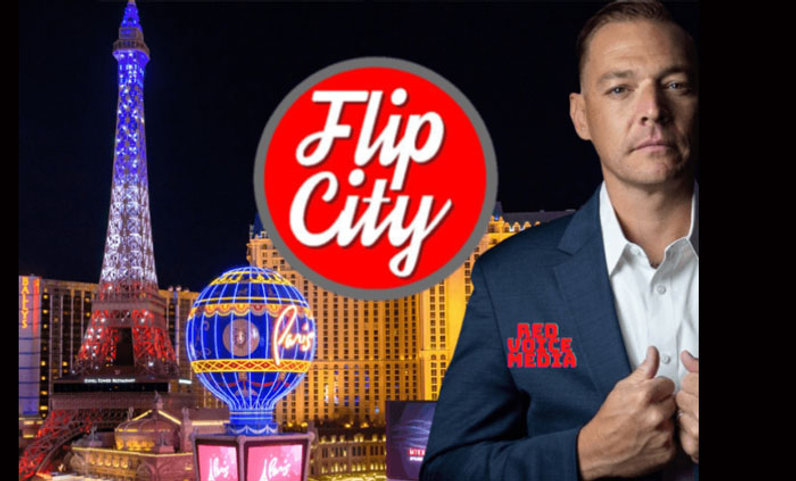 YOU JUST CAN'T BEAT FLIP CITY