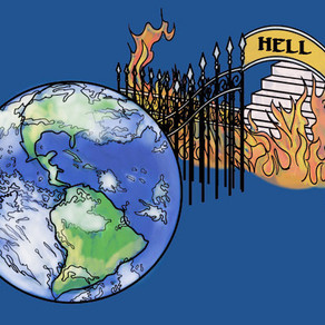 WORLD GOES TO HELL