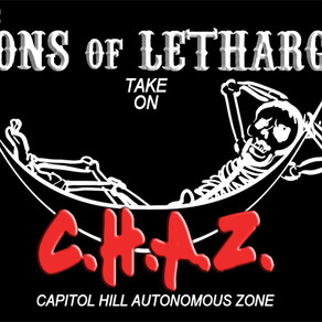 THE SONS OF LETHARGY TAKE ON C.H.A.Z.