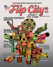 Flip City ISSUE #6 PRINT