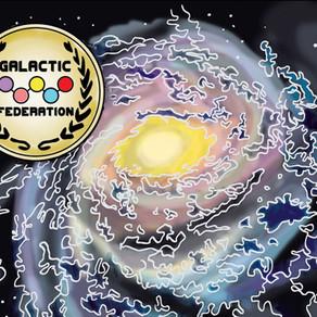 GALACTIC FEDERATION BANS TRUMP