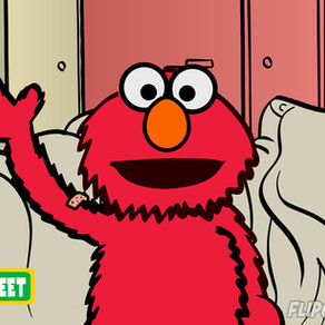 STAY AWAY FROM ELMO