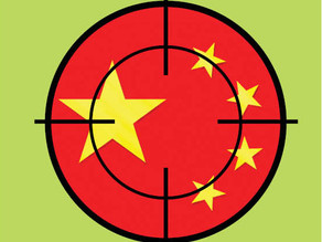 CHINA IN THE CROSSHAIRS