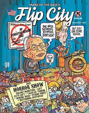 Flip City ISSUE #8 PRINT