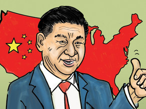 CHINA TO RELOCATE TO U.S.