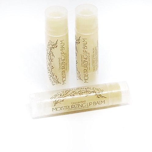 Moisturizing Lip Balm - Unscented