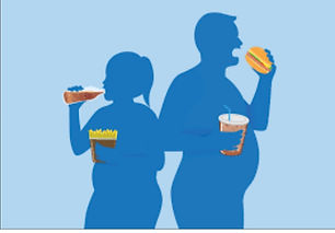 Beware; Obesity can increase death risk from covid-19