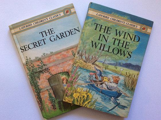 Ladybird Children's Classics - 2 titles