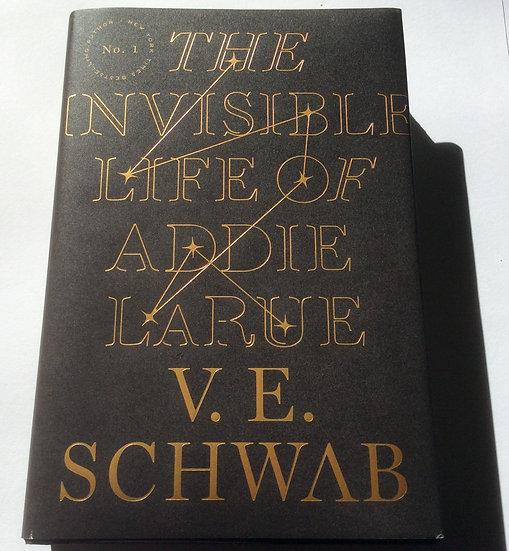 The Invisible Life of Addy Laroue       by V.E. Schwab