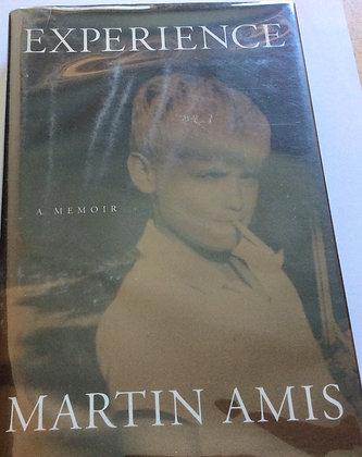 Experience; A Memoir    by Martin Amis