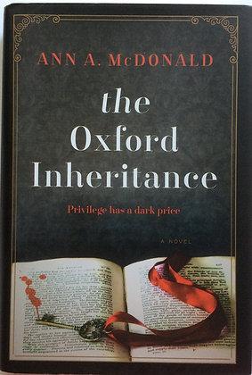 Oxford Inheritance,The         by Ann McDonald