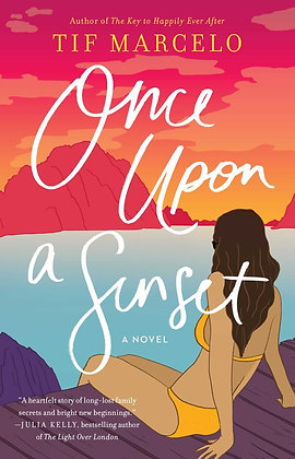 Once Upon A Sunset   by Tif Marcelo - Virginia Festival of the Book